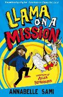 Llama on a Mission (Paperback)