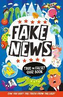 Fake News: True or False Quiz Book (Paperback)