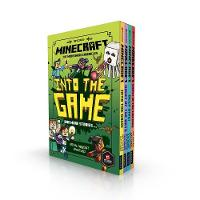 Minecraft: Into the Game - The Woodsword Chronicles Collection