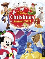 Disney Christmas Annual 2021