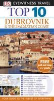 DK Eyewitness Top 10 Travel Guide: Dubrovnik & the Dalmatian Coast - DK Eyewitness Top 10 Travel Guide (Paperback)