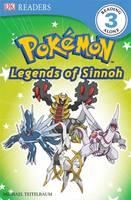 Discover Sinnoh's Legendary Pokemon! - DK Readers Level 3 (Paperback)