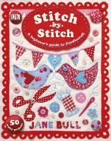 Stitch-by-Stitch: A Stitch-by-Stitch Guide to Sewing and Needlecraft (Hardback)