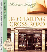 84 Charing Cross Road (CD-Audio)