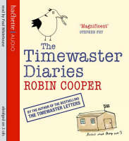 The Timewaster Diaries: A Year in the Life of Robin Cooper (CD-Audio)