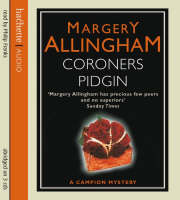 Coroner's Pidgin (CD-Audio)