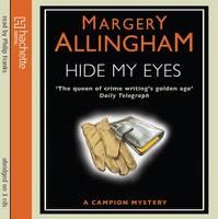 Hide My Eyes (CD-Audio)