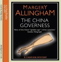 The China Governess (CD-Audio)