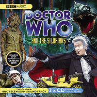 """""""Doctor Who"""" and the Silurians: (TV Soundtrack) (CD-Audio)"""