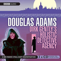 Dirk Gently's Holistic Detective Agency (CD-Audio)
