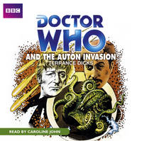 """""""Doctor Who"""" and the Auton Invasion (CD-Audio)"""