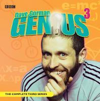 Dave Gorman Genius: Series 3 (CD-Audio)