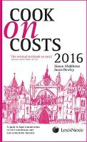 Cook on Costs 2016 (Paperback)