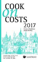 Cook on Costs 2017 (Paperback)
