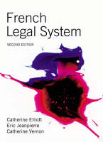 French Legal System (Paperback)