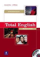 Total English Intermediate Students' Book and DVD Pack - Total English