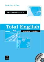 Total English Pre-Intermediate Workbook with Key and CD-Rom Pack - Total English