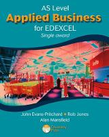 AS Applied Business for Edexcel (Single Award) (Paperback)