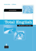 Total English Advanced Workbook with Key - Total English (Paperback)