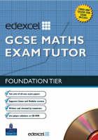 Edexcel GCSE Maths Exam Tutor Site Licence Pack Foundation