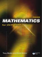 Higher Maths for OCR GCSE Evaluation Pack