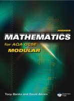 Higher Maths for AQA GCSE (Modular) Evaluation Pack