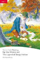 Level 1: Rip Van Winkle & The Legend of Sleepy Hollow CD for Pack - Pearson English Graded Readers (Paperback)