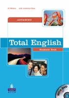 Total English Advanced Students Book and DVD Pack - Total English
