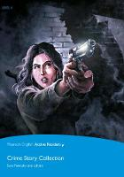Level 4: Crime Story Collection Book for Pack - Pearson English Active Readers (Paperback)