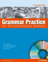 Grammar Practice for Pre-Intermediate Student Book no key pack - Grammar Practice