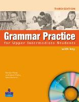 Grammar Practice for Upper-Intermediate Student Book with Key Pack - Grammar Practice