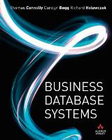 Business Database Systems (Paperback)