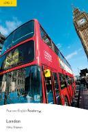 Level 2: London - Pearson English Graded Readers (Paperback)