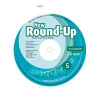 Round Up New Edition 5 CD-ROM for pack - Round Up Grammar Practice (CD-ROM)