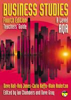 Business Studies for AQA Teacher's Guide: Level AQA Teachers' Guide (Spiral bound)