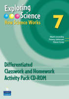 Exploring Science : How Science Works Year 7 Differentiated Classroom and Homework Activity Pack CD-ROM - EXPLORING SCIENCE 2 (CD-ROM)