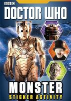 Doctor Who: Monster Sticker Activity Book - Doctor Who (Paperback)