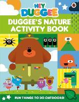 Hey Duggee: Duggee's Nature Activity Book - Hey Duggee (Paperback)
