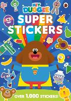 Hey Duggee: Super Stickers - Hey Duggee (Paperback)
