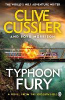 Typhoon Fury: Oregon Files #12 - The Oregon Files (Paperback)