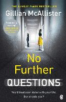 No Further Questions (Paperback)