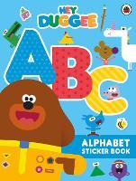 Hey Duggee: ABC: Alphabet Sticker Book - Hey Duggee (Paperback)