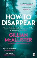 How to Disappear (Paperback)