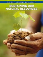 Sustaining Our Natural Resources - Raintree Freestyle: The Environment Challenge (Paperback)