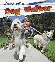 Dog Walker - Diary of a. . . (Paperback)