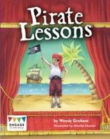 Pirate Lessons - Engage Literacy: Engage Literacy Purple (Paperback)