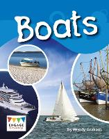 Boats - Engage Literacy White (Paperback)