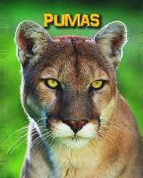 Pumas - InfoSearch: Living in the Wild: Big Cats (Paperback)