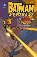 The Batman is on Fire - DC Super Heroes: Batman Strikes! (Hardback)