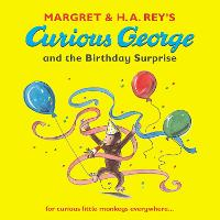 Curious George and the Birthday Surprise - Curious George (Paperback)